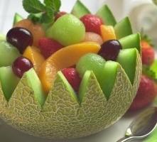 Уникальная калорийность фруктов