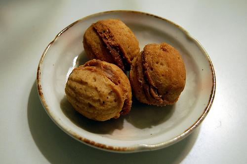 recipe for nuts with condensed milk
