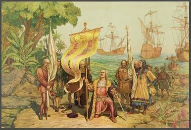 who discovered north america