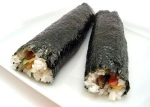 Sushi recipe rolls at home