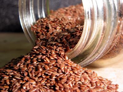семена льна при повышенном холестерине