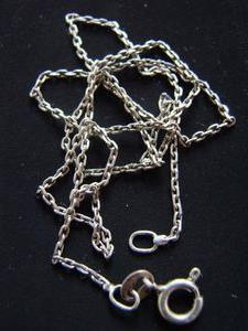 Полезные советы о том, как почистить серебряную цепочку