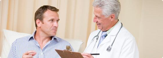 Фиброзно-склеротических изменений в предстательной железе