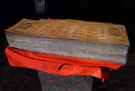 Трипитака - священная книга буддизма