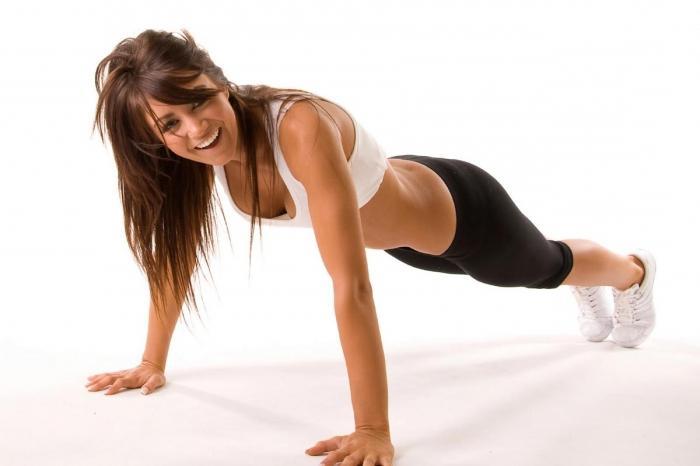 упражнения для быстрого сжигания жира