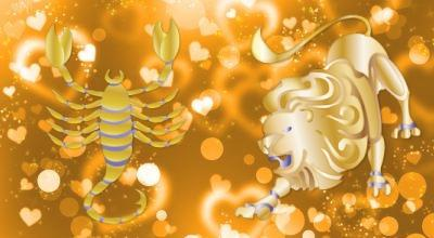 compatibility scorpion and lion