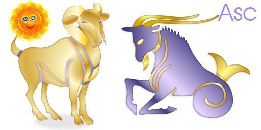 совместимость знаком овен и козерог