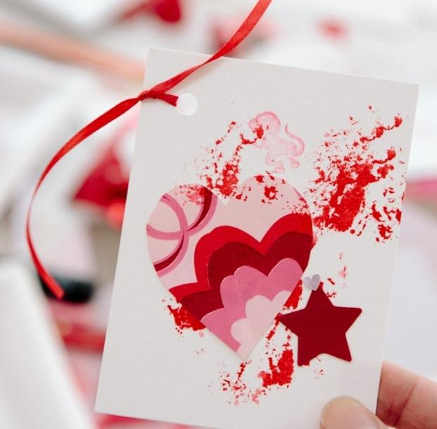Как своими руками сделать открытку любимому своими руками