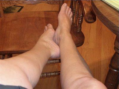 почему как как будто гор¤т ноги