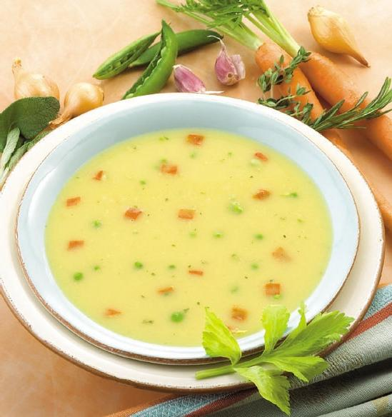 Диета суп луковый с сельдереем