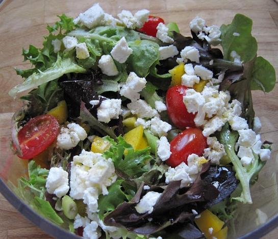 Легкий салат (99 рецептов с фото) - рецепты с фотографиями ...