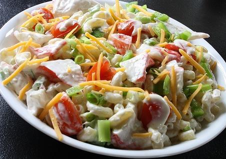 Итальянские салаты изысканная