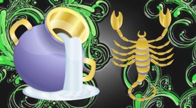 scorpion and aquarius compatibility