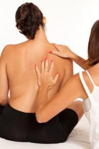 Резкие симптомы остеохондроза