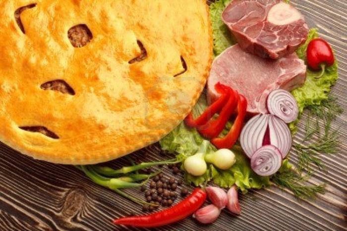 фыдджын осетинские пироги с мясом рецепт