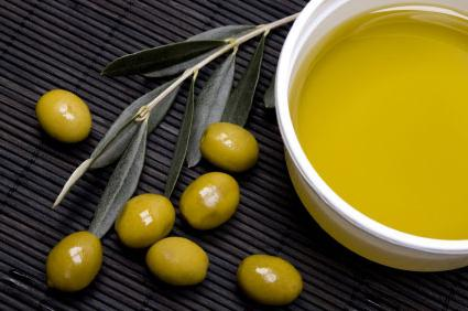 fasting olive oil contraindications