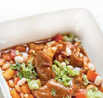Рецепт блюд из мясного фарша на скорую руку