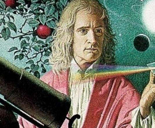 isaac newton brief biography