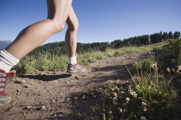 sore calves after running