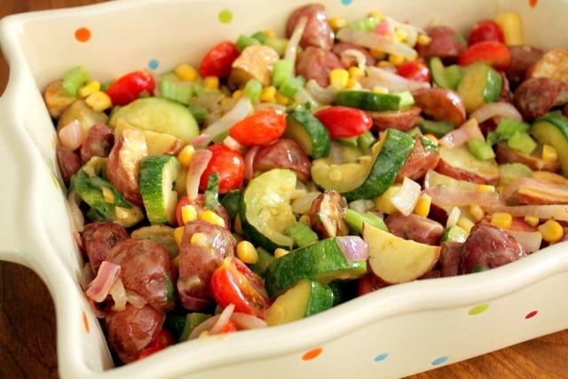 полезные рецепты салатов без майонеза с фото