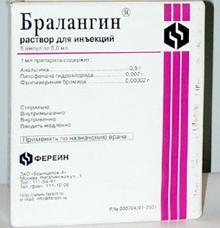 Препарат Спазмалгон Инструкция По Применению