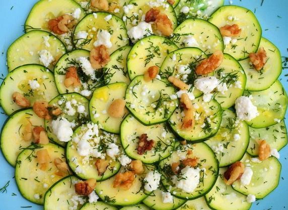 рецепты и вкусных салатов с грецким орехом