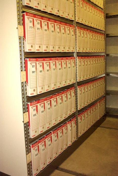 Какие документы должны храниться в архиве неограниченное время постоянно