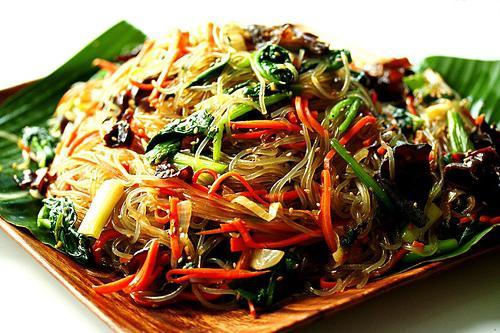 корейские салаты рецепты фунчоза