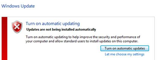 how to remove windows 7 update