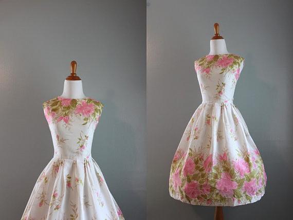 Выкройка трикотажное платье