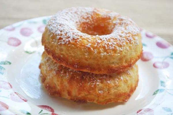 Рецепт пончики на кефире и дрожжах с пошагово