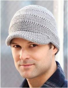 косынка бандана крючком Еще большей популярностью среди молодежи пользуются вязаные кепи. Они прекрасно смотрятся как на девушках, уверенных в себе