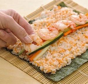 Как сделать клейким рис фото 776