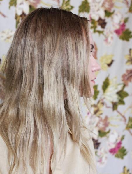 ashy light brown hair color