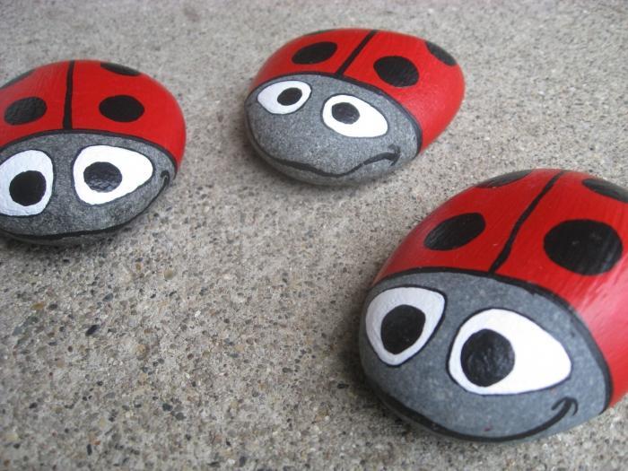 Фигура из камней своими руками 831
