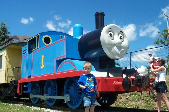 dream train ride