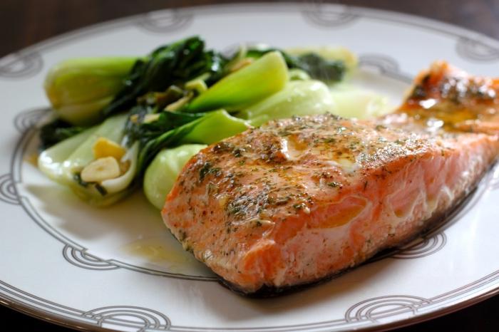 голец рыба в фольге в духовке рецепт