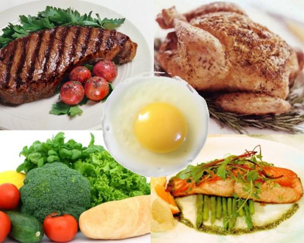 примерное питание для похудения для мужчин