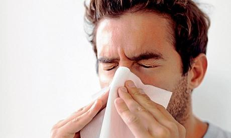 Year-round allergic rhinitis