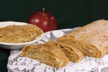 Рецепт штруделя с яблоками от юлии высоцкой