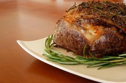 Рецепт мяса в духовке, замаринованного в кисло-сладком соусе