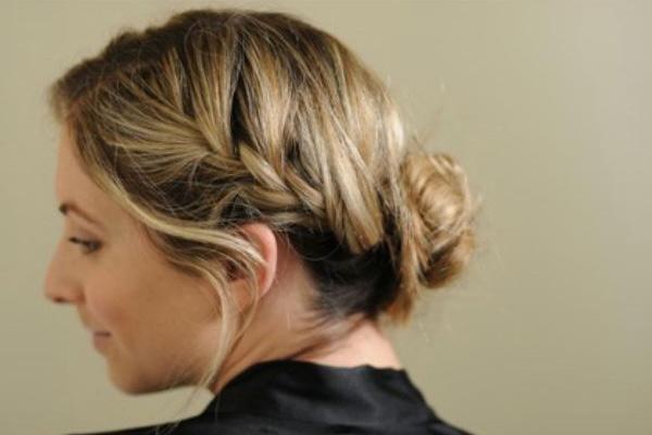 beautifully braid hair