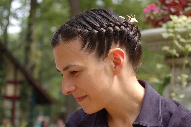 braid beautiful hair