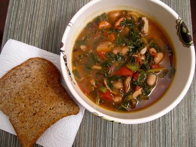 frozen mushroom soup