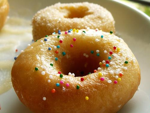 how to cook donuts from cottage cheese