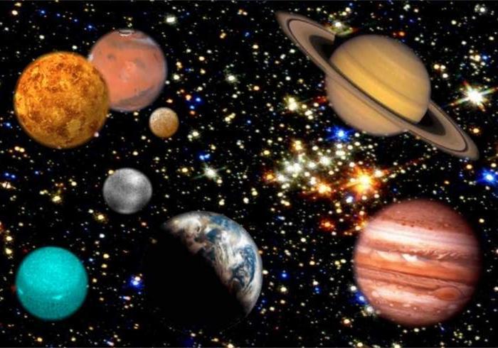 Картинки планет всех