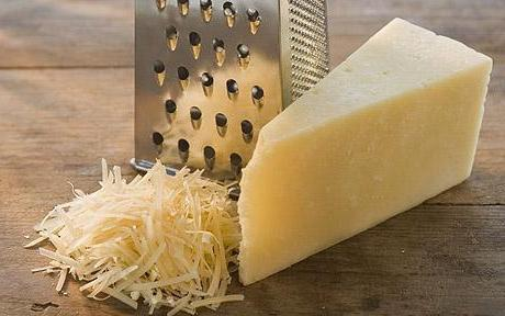 white low fat cheese