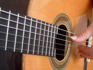 how to stretch nylon strings