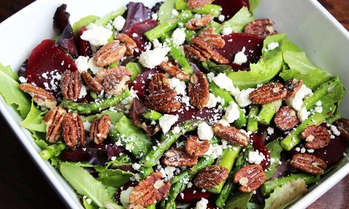 Салат по французский рецепт