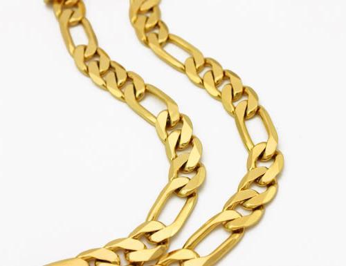 При этом одно звено цепи находится в плоскости, перпендикулярной другому. . Такие золотые мужские цепочки могут